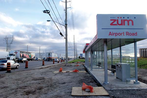 New Brampton Transit Bus Route To Help Humber Z 252 M