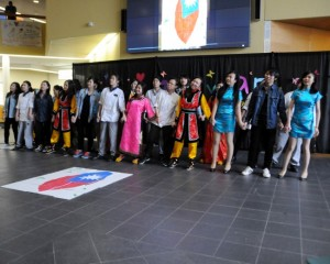 Taiwan Culture Event was put together by Taiwanese exchange students from the National Kaohsiung University of Hospitality and Tourism currently studying for a year at Humber College. CHELSEA HOWARD