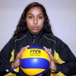 Kyla Wilkins, daughter of men's volleyball coach Wayne, is waiting for her acceptance to Guelph-Humber's justice studies program | Wayne Wilkins