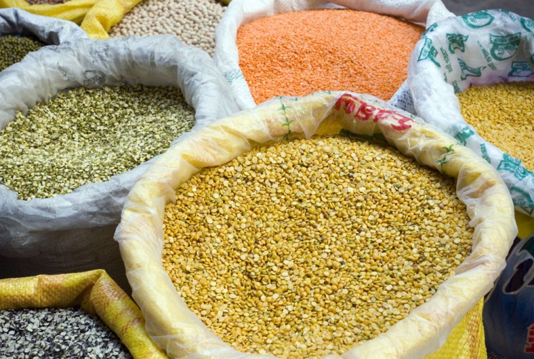 Courtesy DiDi via Flickr New study shows dietary pulses, such as lentils, can reduce stroke