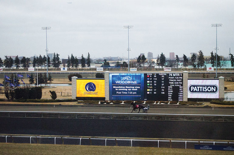 According to Career Centre at Humber, additional revenue for Woodbine Entertainment Group could mean more job opportunities for Humber students|Photo by Celia Grimbly