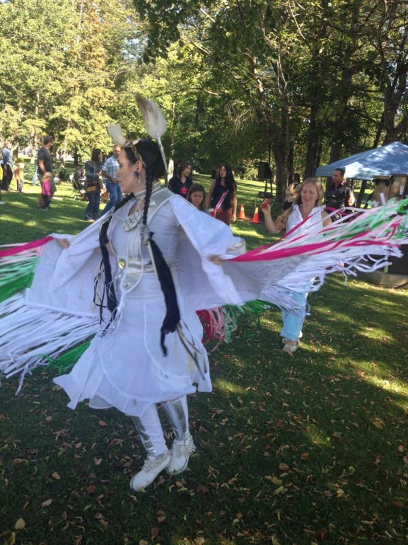 Dance performances, an Aboriginal pow wow and art activities for all ages were the main attractions at last year's Culture Days for Etobicoke locals and surrounding neighbourhoods to take part. Photo courtesy of Scott Durno