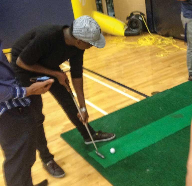 Humber mini golf