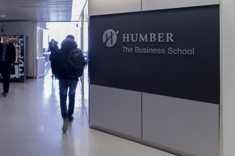 The Humber Business School is instrumental in assisting students with career prep