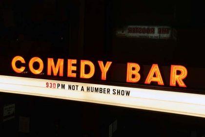 not a humber show - venue