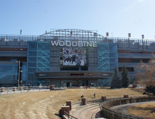 The Woodbine Racetrack may soon offer more gaming options.