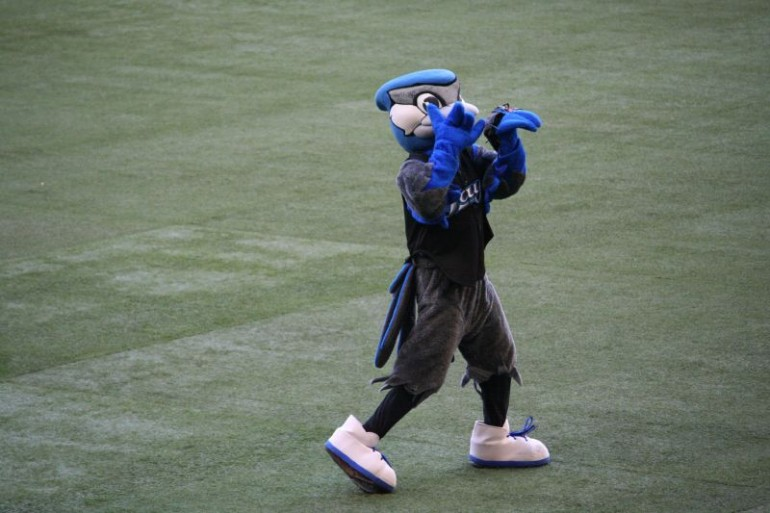 Humber students were united in their support for the Toronto Blue Jays' playoff run. (Photo: Wikimedia Commons)