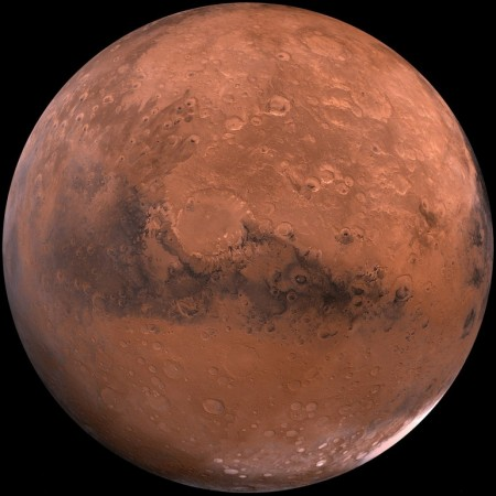 With NASA's recent discovery of water on Mars, evidenced by presence of percolate salts which allow water to remain in liquid state. (Photo: Creative Commons)