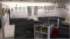 Paging Imagination: The Art of Picture Books was held from Nov. 10-19 (David Wilson).