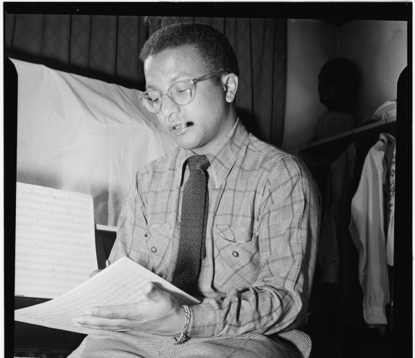 This November marks the 100th anniversary of the birth of legendary jazz composer Billy Strayhorn. (Photo: Creative Commons)