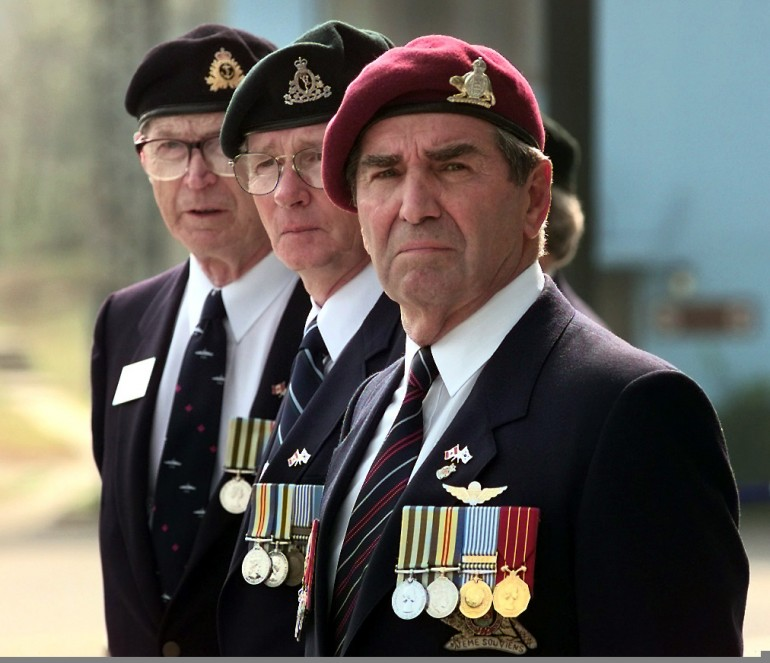 Remembrance Day provides Canadians with an opportunity to honour their veterans, regardless of what one thinks of the wars they're sent to fight.
