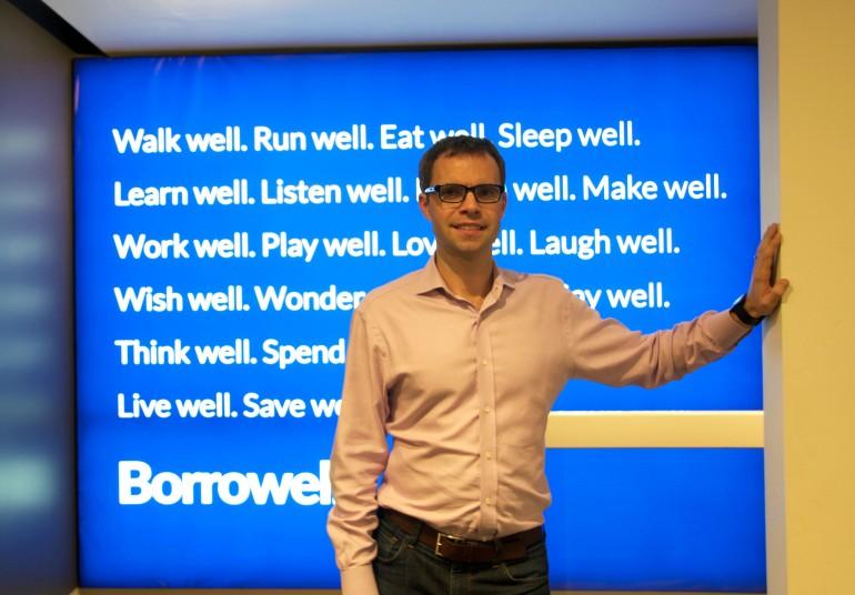 Andrew Graham, Borrowell CEO
