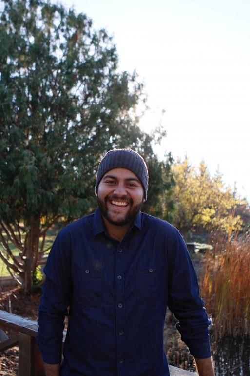 Humber North student and LGBTQ activist Christopher Karas
