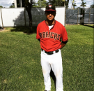 George Halim's experiences as an assistant scout for the Arizona Diamondbacks is helping to make him a  better assistant coach for the Humber Hawks. Photo by Dylan Perego.